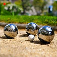 Let's Play Petanque
